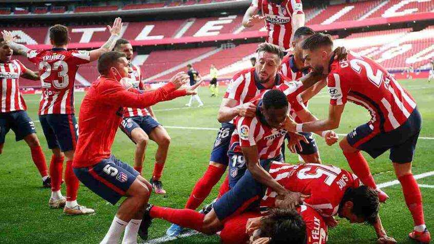 Liga, giornata 37: brivido Atlético, fuori dai giochi il Barça