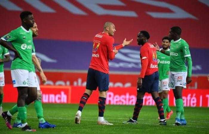 Ligue 1, giornata 37: pari Lille, il PSG può ancora sperare