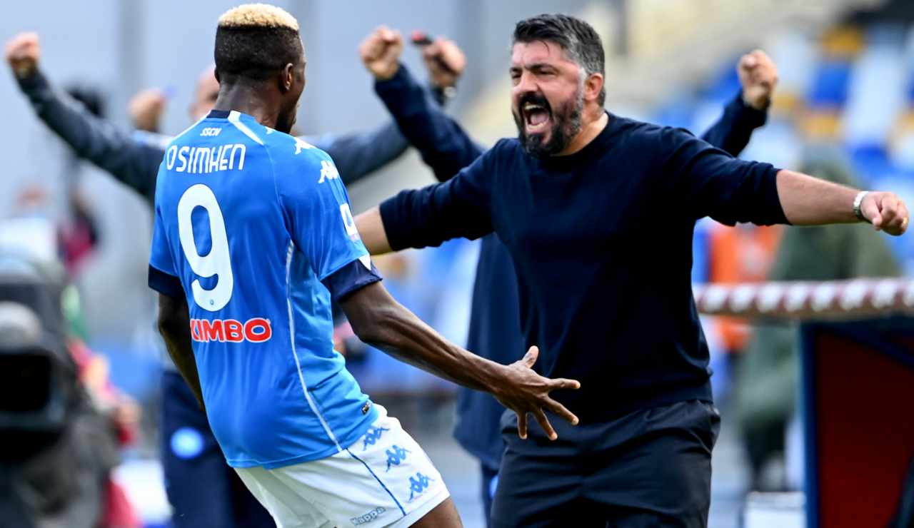 Il Napoli si gode Osimhen: che prestazioni per il nigeriano!