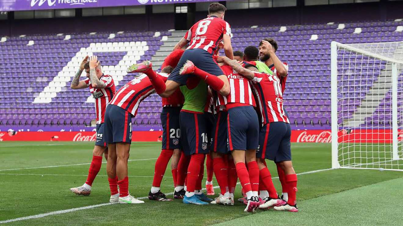 Liga, giornata 38: Atlético Madrid campione, titolo numero 11!