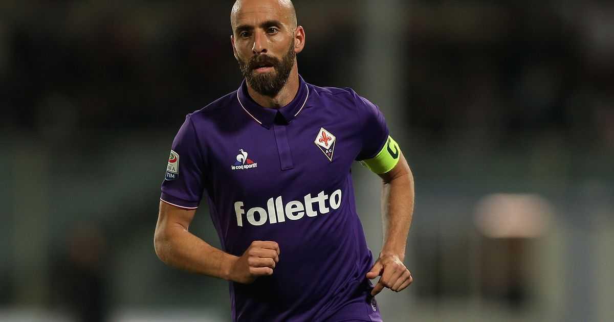 Borja Valero e la Fiorentina: una bandiera nel calcio moderno