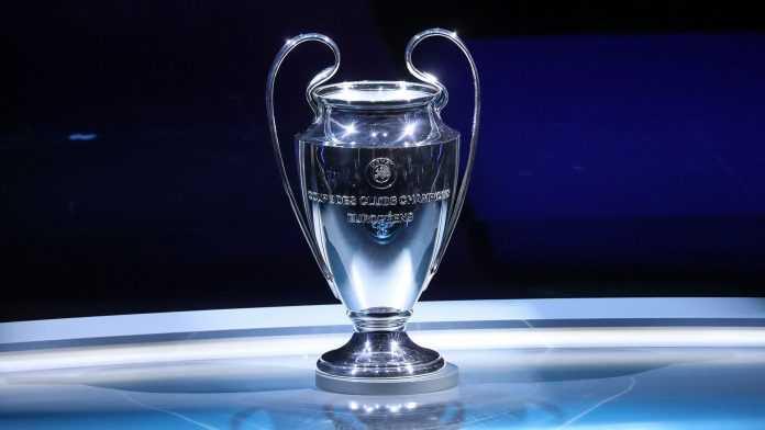 gironi Champions senza italiane