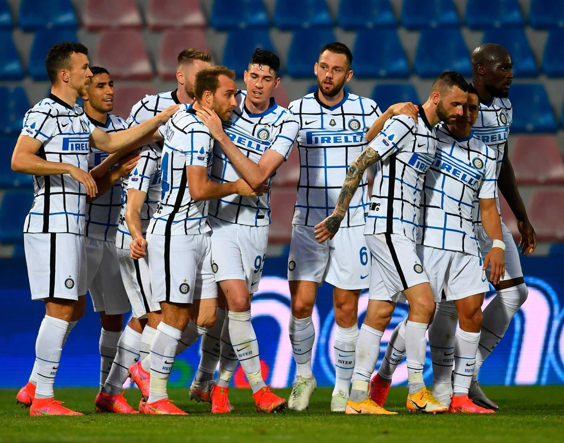 Scudetto dopo 11 anni: è l'Inter di Antonio Conte