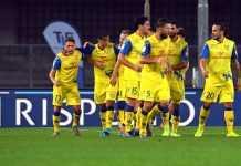 Chievo promozione Serie A