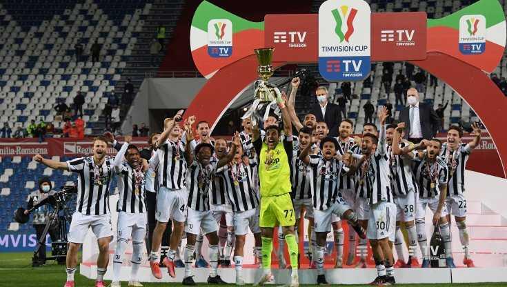 Albo d'oro Coppa Italia: quota 14 per la Juventus