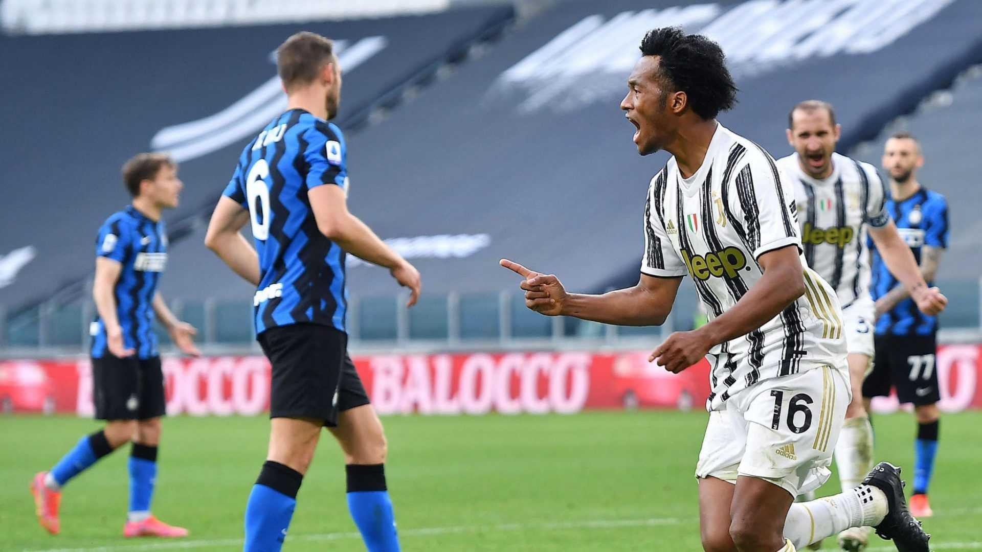 Serie A, la classifica a confronto dopo 37 giornate