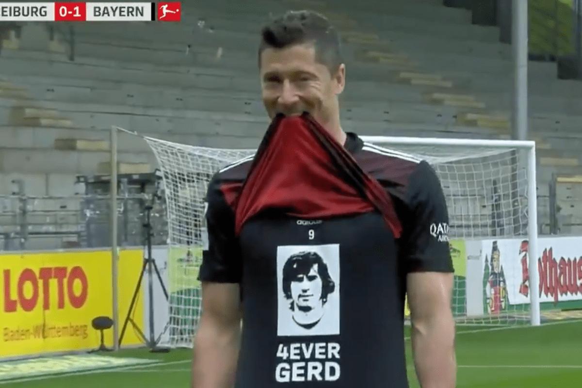 Scarpa d'Oro 2021, la classifica: Lewandowski fa 40