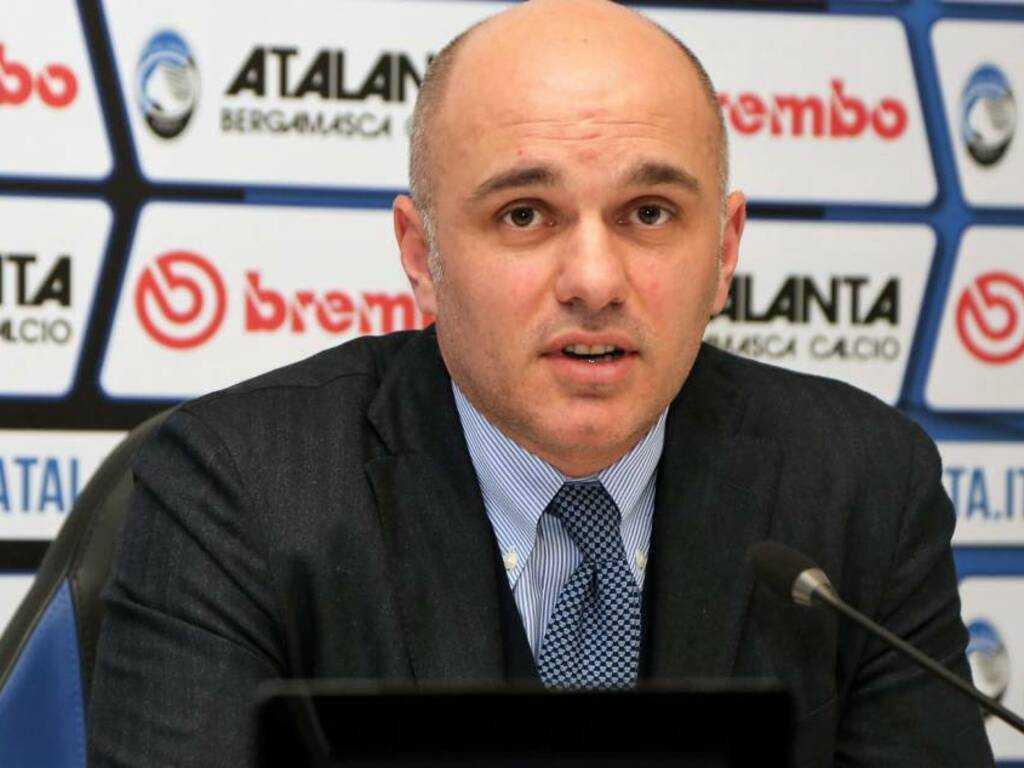 """Conferenza stampa Atalanta-Milan, Percassi: """"L'Atalanta, domani, farà l'Atalanta"""""""