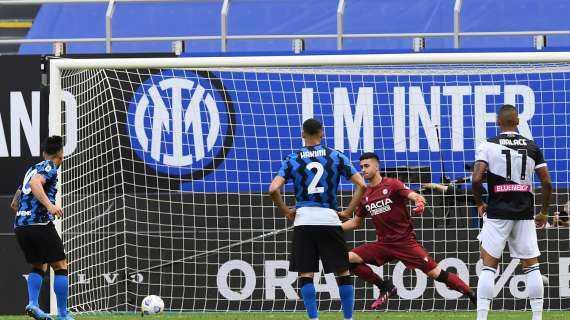 Le pagelle di Inter-Udinese (5-1): festa Scudetto dell'Inter