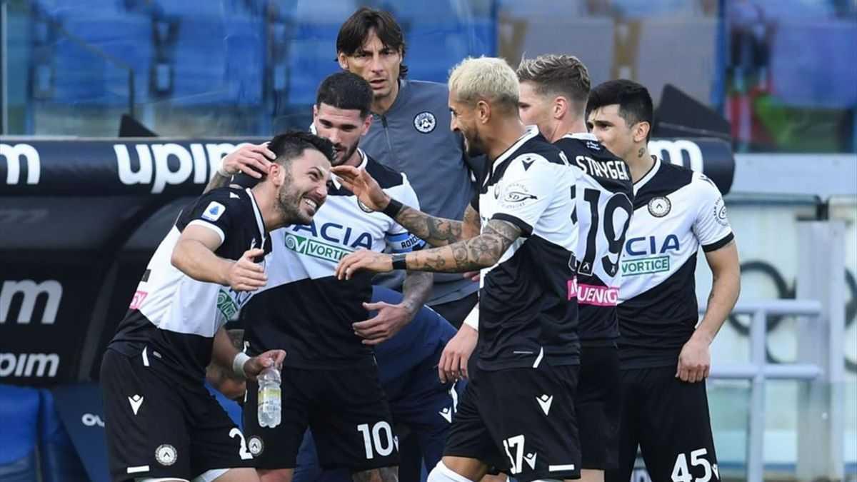 Serie A 2020/2021: la stagione dell'Udinese