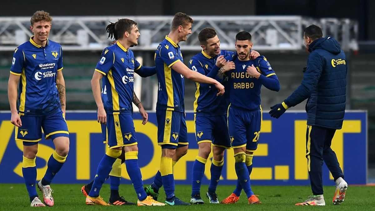 Serie A 2020/2021: la stagione dell'Hellas Verona