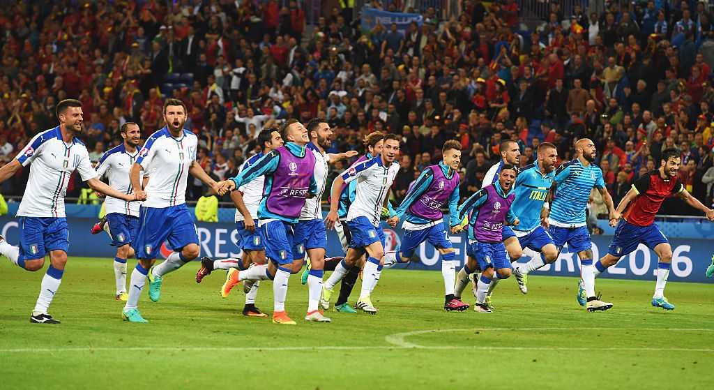 Le migliori partite d'esordio dell'Italia agli Europei