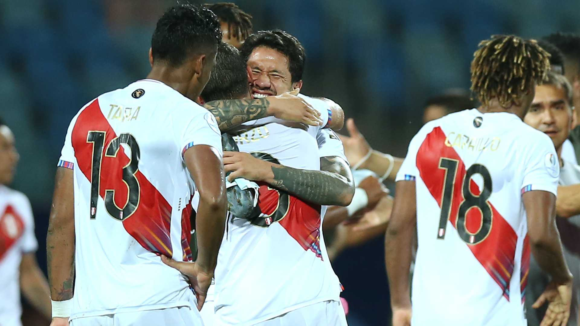 Coppa America, turno 4: Cile ko con il Paraguay, rimonta Perù