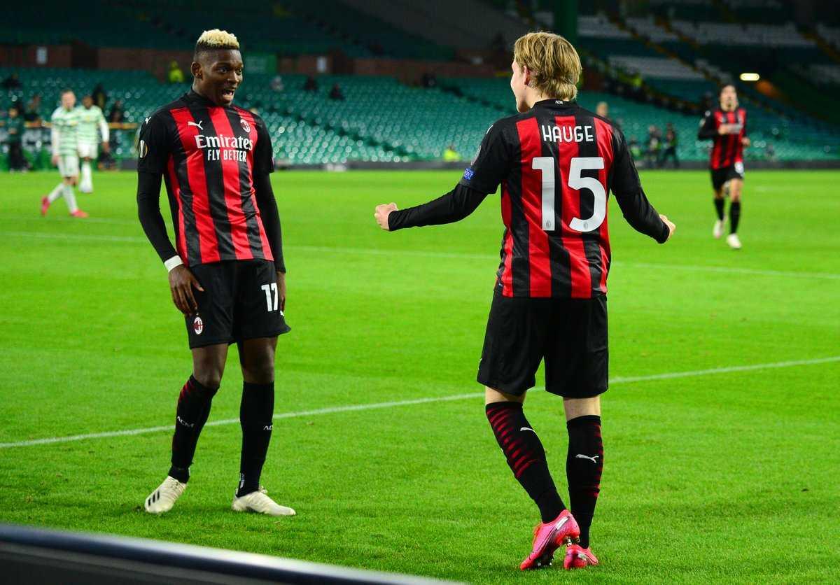 Calciomercato Milan: Hauge verso l'Eintracht Francoforte