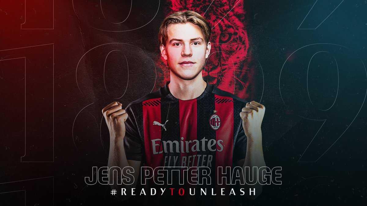 Milan, sicuro che Hauge non meriti altre chance?