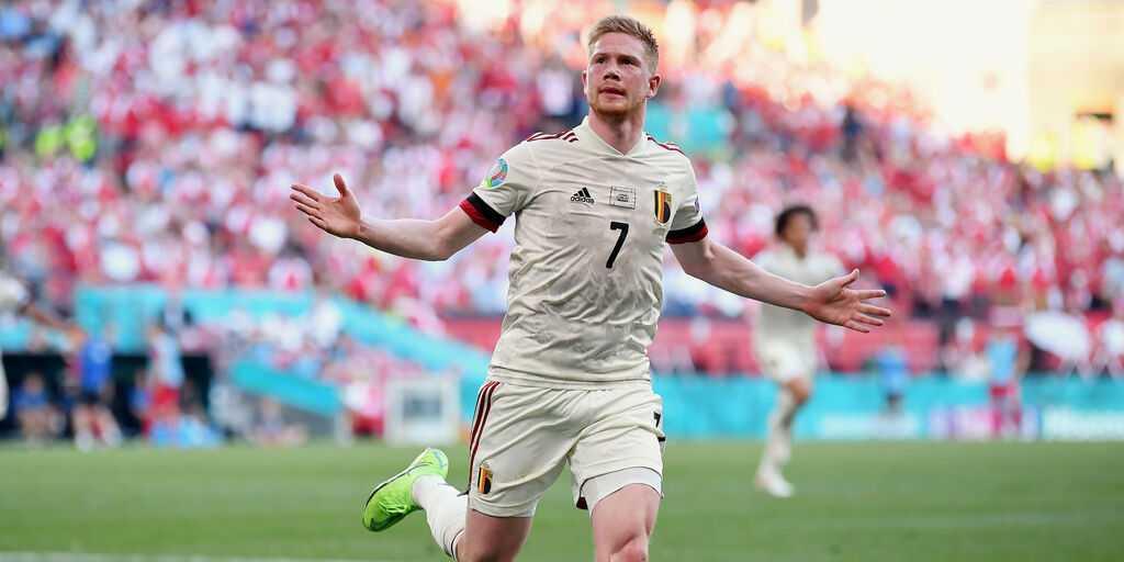 Le pagelle di Danimarca-Belgio(1-2): la decide De Bruyne