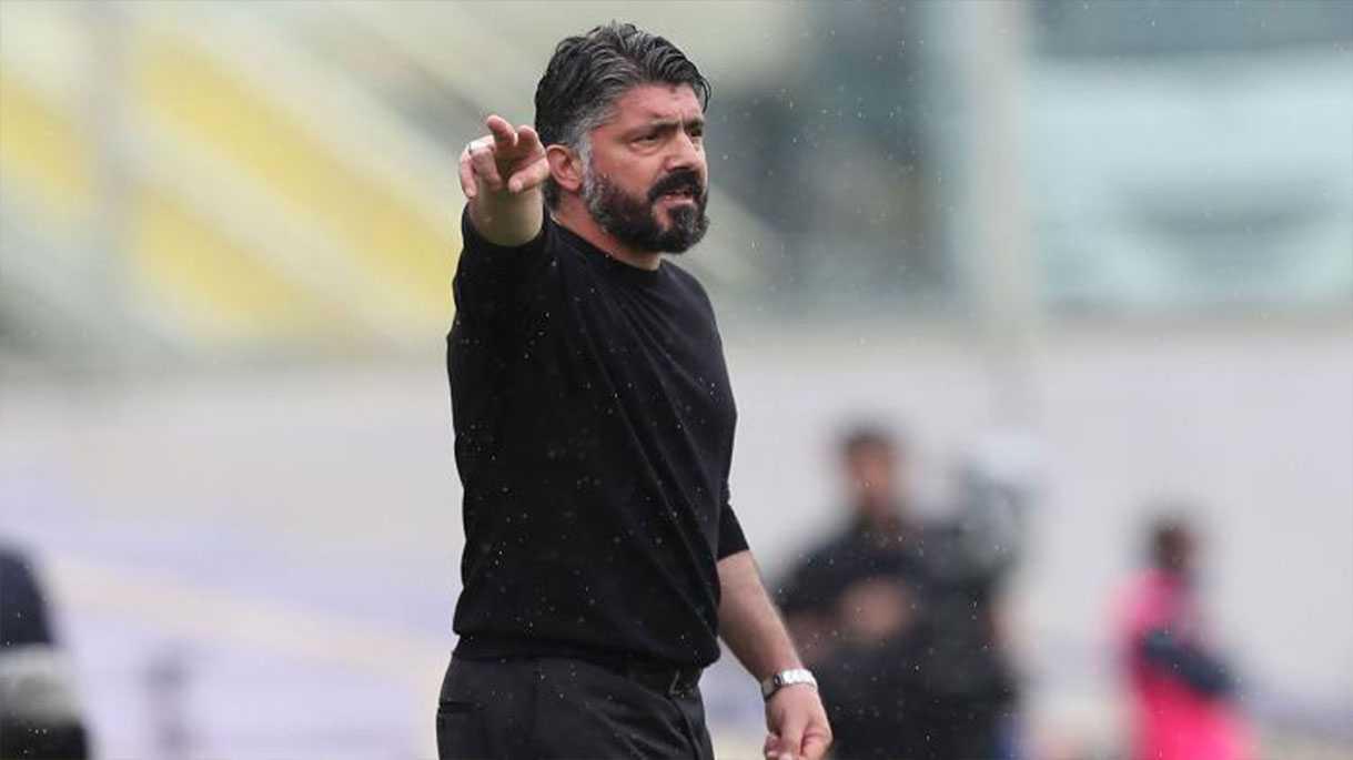 Fiorentina, Gattuso: ''Mendes è un amico e mi consiglia''