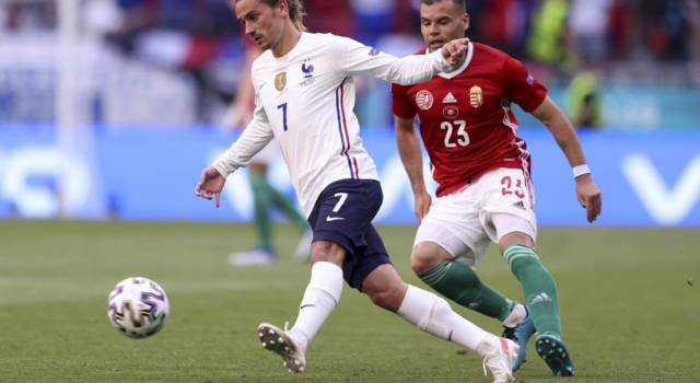 Le pagelle di Ungheria-Francia (1-1): impresa ungherese