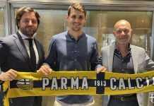 ufficiale Parma Stanko Jurić