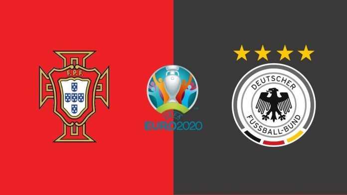 pagelle Portogallo-Germania