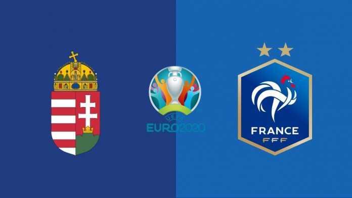 Ungheria-Francia formazioni ufficiali