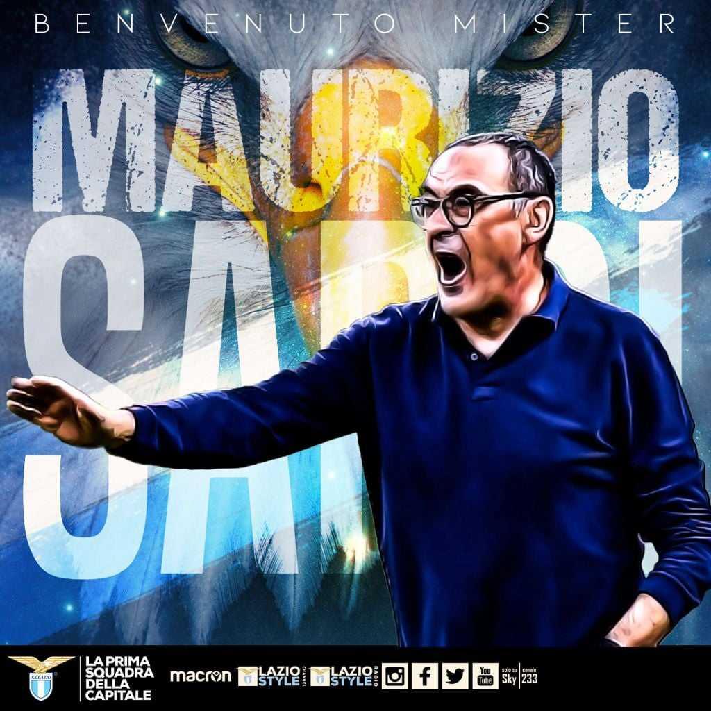 Lazio, la presentazione di Maurizio Sarri: «Vogliamo divertirci»