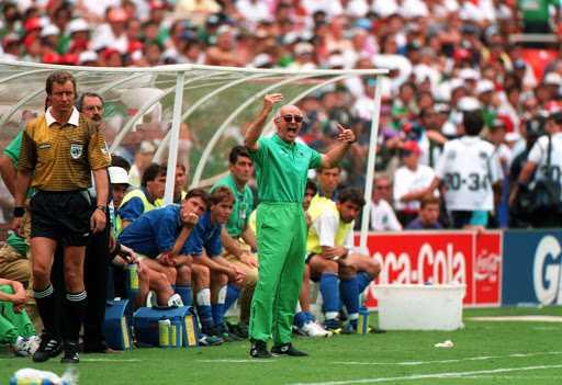 Brasile-Italia: oggi 27 anni dalla finale mondiale di USA '94