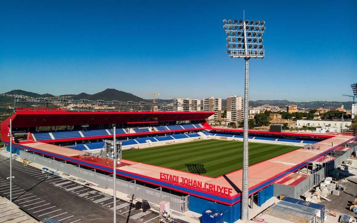 """Il Barcellona si prepara a lasciare il """"Camp Nou"""" nel 2022/23"""