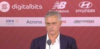 Conferenza Stampa Mourinho