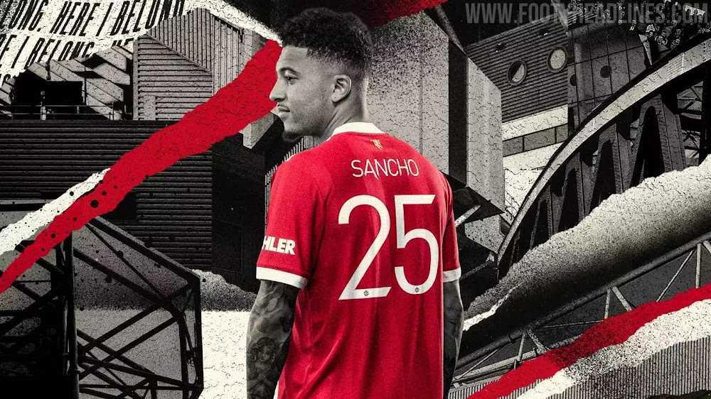 UFFICIALE - Sancho al Manchester Utd per 85 milioni di euro
