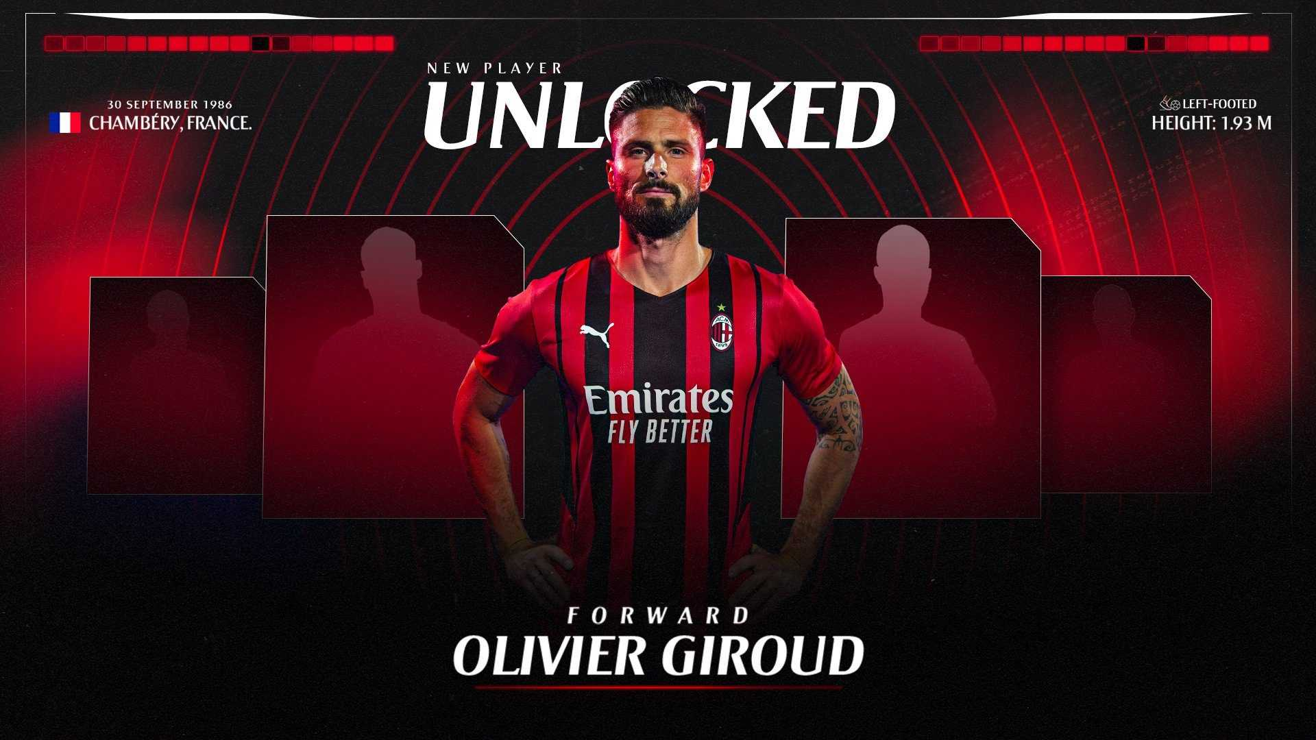Le pagelle di Milan-Cagliari (4-1): Giroud mattatore