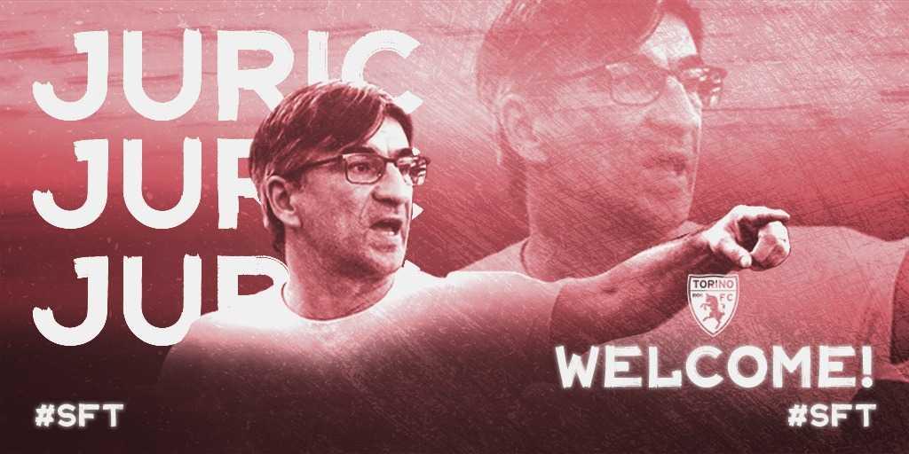 Torino, Juric si presenta in conferenza stampa
