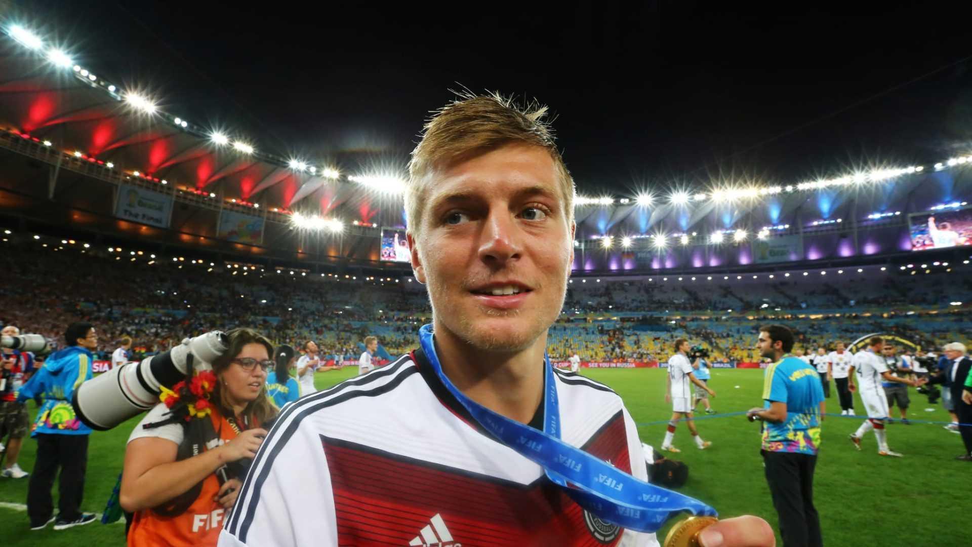 Toni Kroos dice addio alla nazionale. Le ragioni della scelta