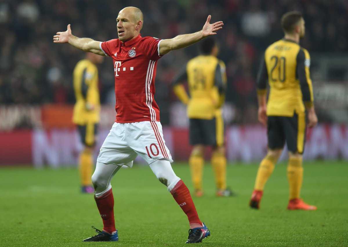 Robben, l'uomo di vetro dice addio (stavolta per davvero)