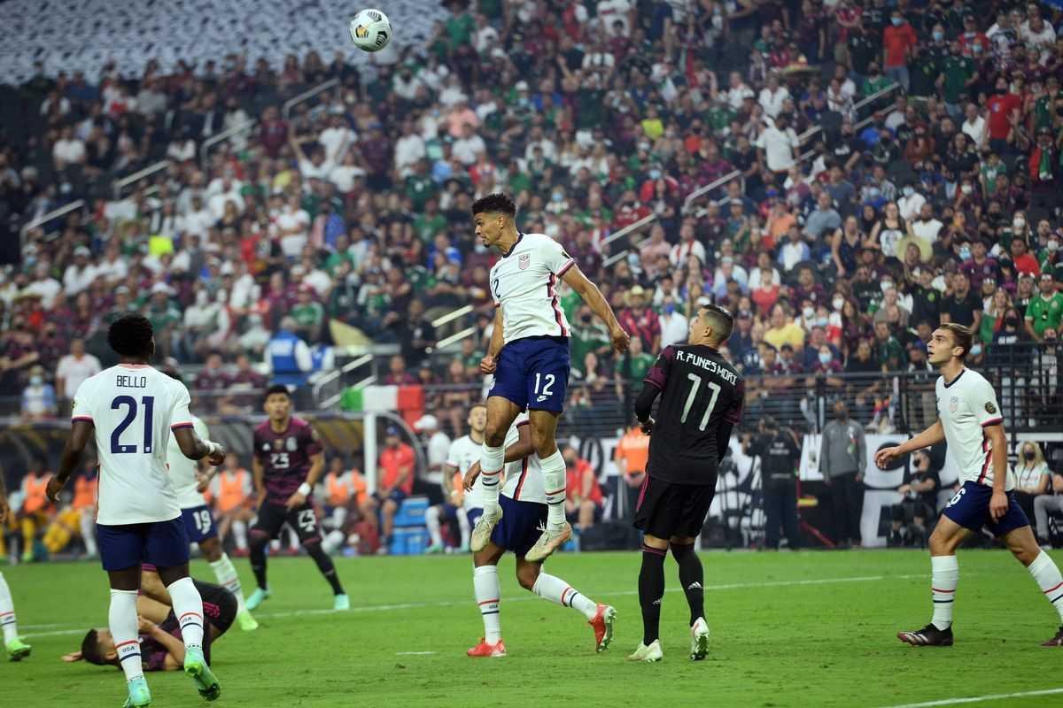 Gli USA vincono la settima Gold Cup: in finale Messico ko 1-0
