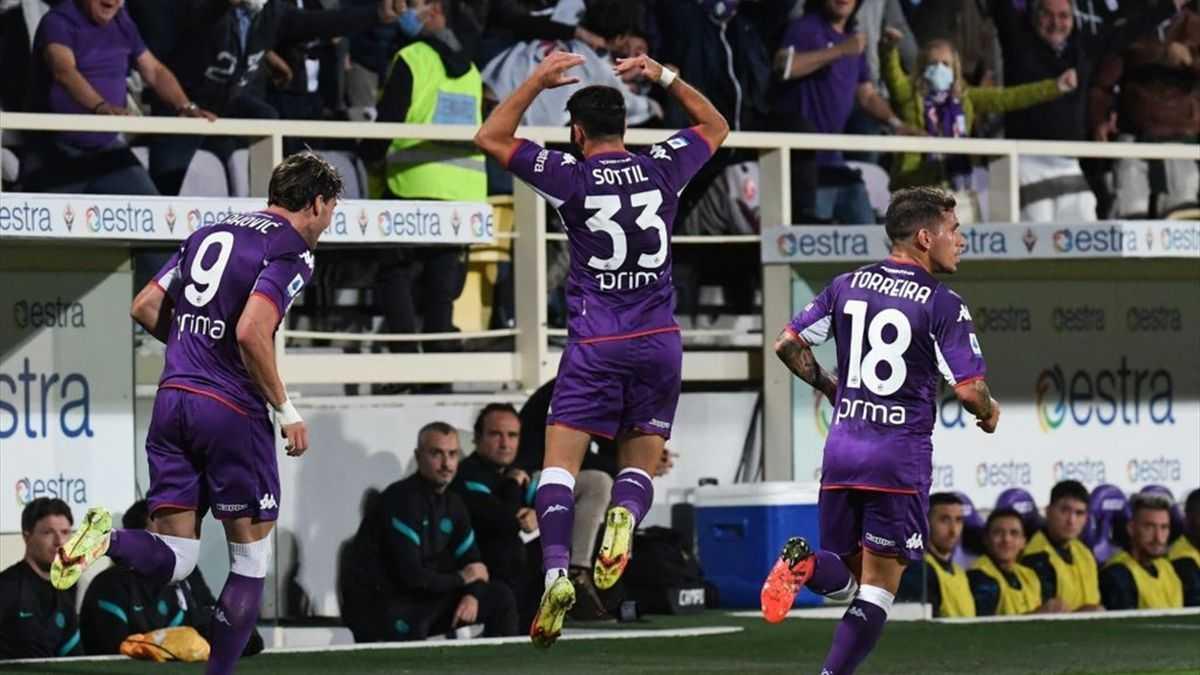 Le pagelle di Fiorentina-Inter (1-3): l'Inter la ribalta