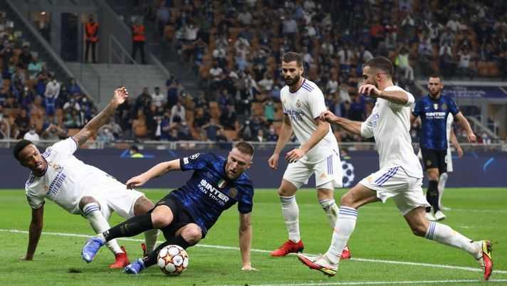 Le pagelle di Inter-Real Madrid (0-1): Rodrygo gela San Siro