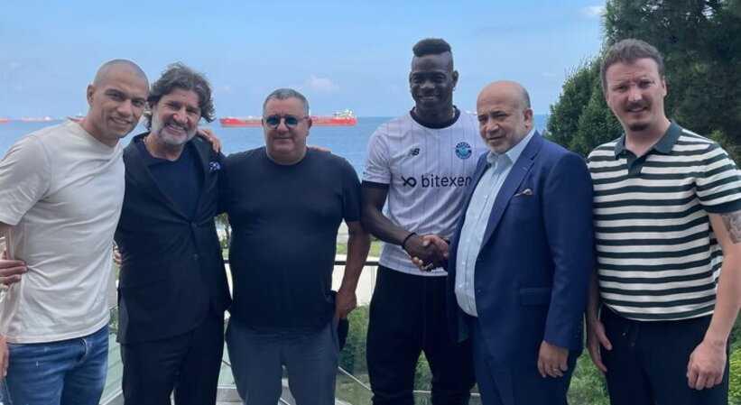 Il ritorno di SuperMario: primo gol in Turchia