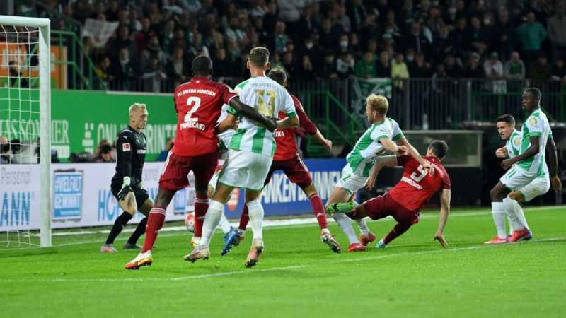 Bundesliga, giornata 6: sconfitte per B. Dortmund e Wolfsburg