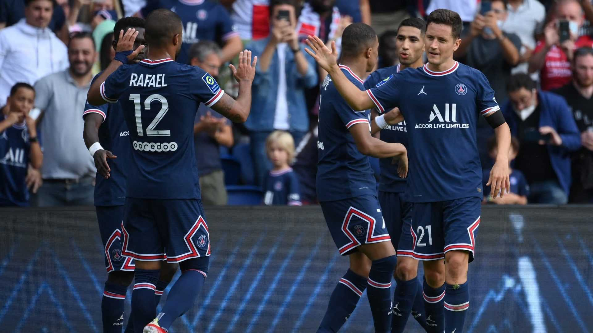 Ligue 1, giornata 5: il PSG fa poker, ancora ko Lille e Monaco
