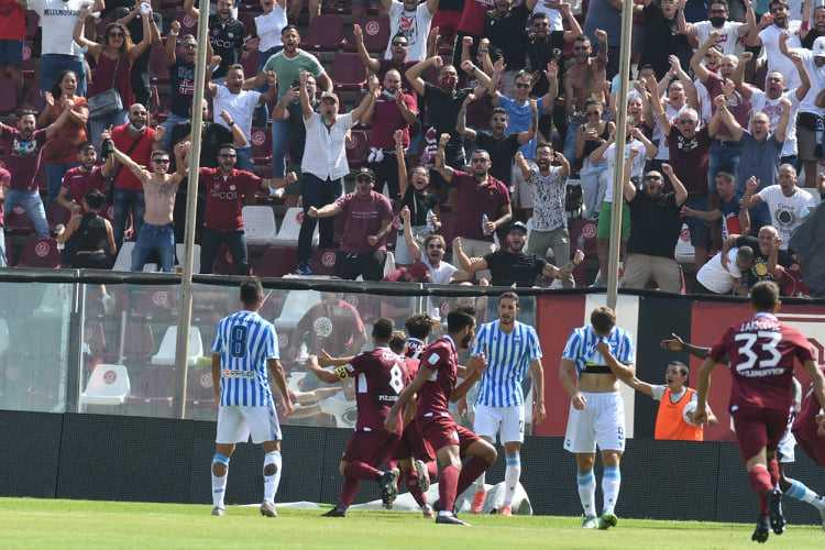 Serie B, giornata 4: colpo Cremonese a Parma, Pisa in vetta