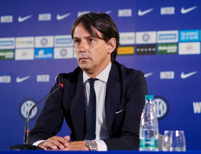 conferenza Inter Real Inzaghi
