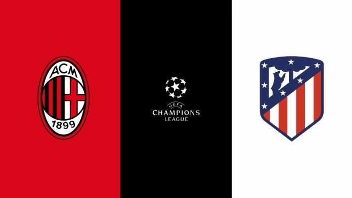 formazioni ufficiali Milan-Atletico Madrid