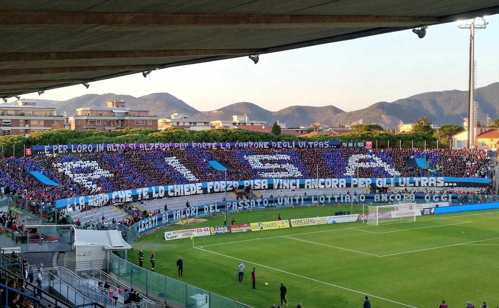Serie B: il momento magico del Pisa