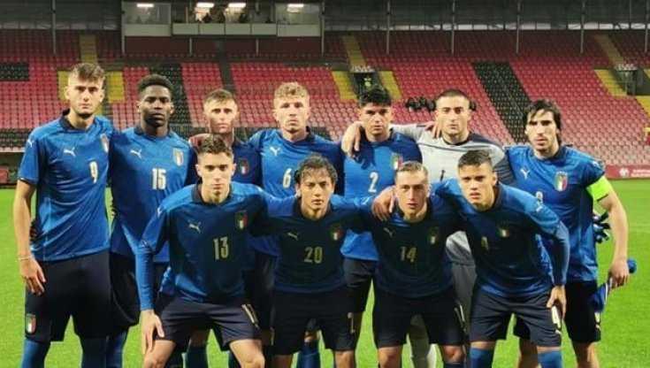 Qualificazioni Euro 2023: le gare disputate dall'Italia Under 21