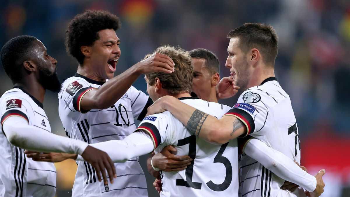 Qatar 2022, qualificazioni europee:bene Germania e Olanda
