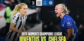 Juventus-Chelsea finisce 1-2