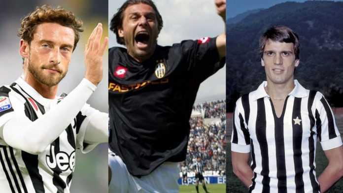 Numeri 8 Juventus